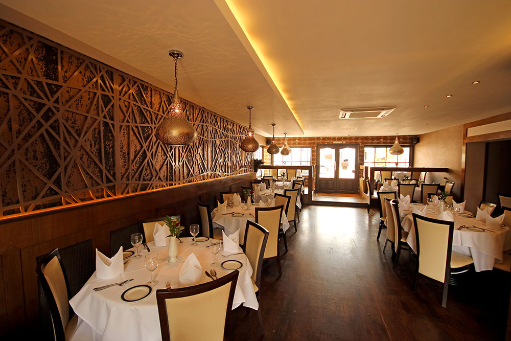 Ballingdon Valley Indian Restaurant, Sudbury, Suffolk